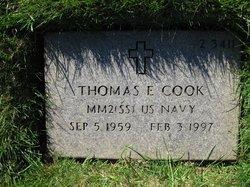Thomas E. Cook