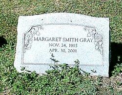 Margaret <I>Smith</I> Gray