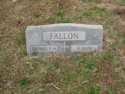 B Elise Fallon