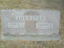 Jennie Elizabeth <I>Morton</I> Johnston
