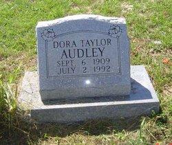 Dora <I>Taylor</I> Audley