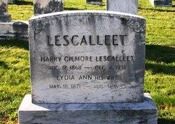 Harry Gilmore Lescalleet