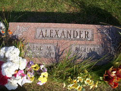 Irene M <I>Dewey</I> Alexander