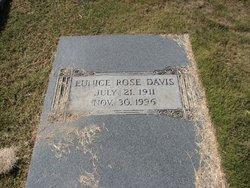 Eunice Rose Davis
