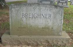 Bertha Mary <I>Hook</I> Breighner