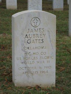 James Aubrey Gates