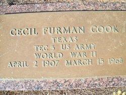 Cecil Furman Cook