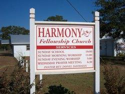 Harmony Fellowship Church Cemetery