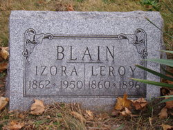 Leroy Blain