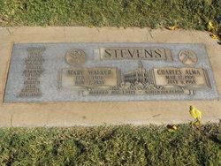 Mary <I>Walker</I> Stevens