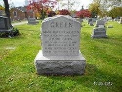 Mary Drucilla <I>Killgore</I> Green