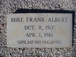 Mike Frank Albert