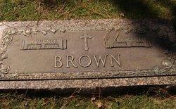"""Frances """"Fannie"""" <I>Fuller</I> Brown"""