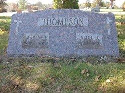 Martin John Thompson