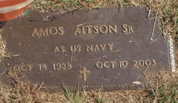 Amos Aitson, Sr