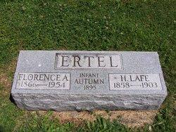 """Henry Lafayette """"Lane"""" Ertel"""