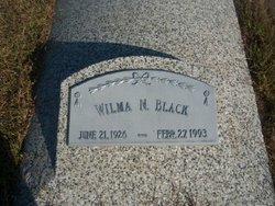 Wilma Noreen <I>Ball</I> Black
