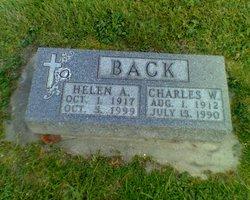 Charles W Back