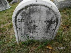 Caroline Frances