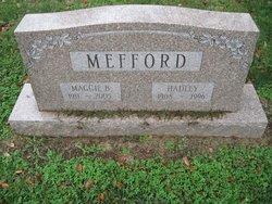Hadley Mefford