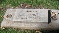 Martin Ervin Lewis