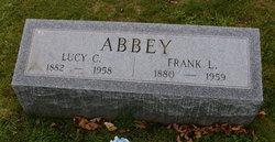 Lucy C <I>Thompson</I> Abbey