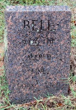 """Laura Bell """"Bell"""" <I>Evans</I> Fine"""