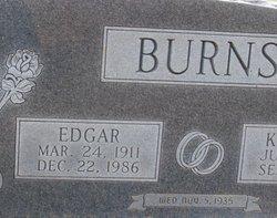 Edgar Henry Burns