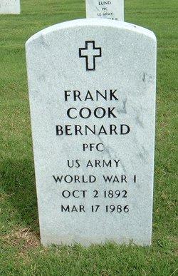 Frank Cook Bernard