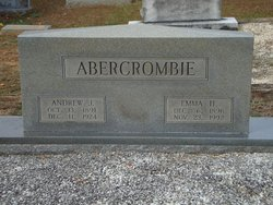 Emma H Abercrombie