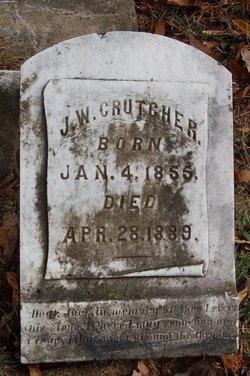 John W Crutcher