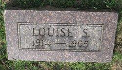 Louise Virginia <I>Stroupe</I> Hilliard