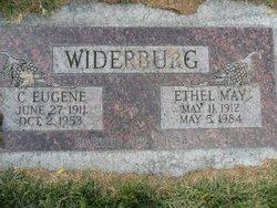 Ethel May <I>Christensen</I> Widerburg