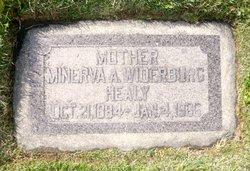 Minerva <I>Adamson</I> Healy
