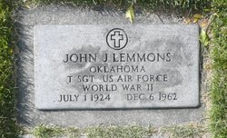 John Jefferson Lemmons