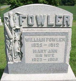 Mary Ann <I>Kick</I> Fowler