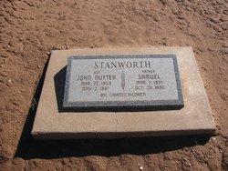 Edward Nutter Stanworth