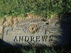 Ada E <I>Burgin</I> Andrews