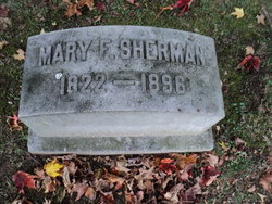 Mary Frances <I>Sherman</I> Sherman