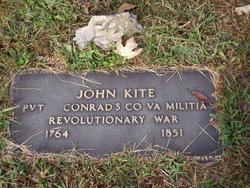 Pvt John Kite