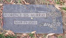 """Florence """"Sis"""" Murray"""