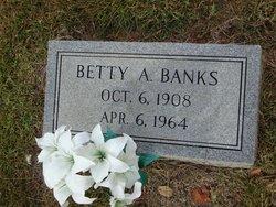 Betty A. Banks