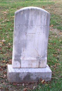 M Katherine Belches