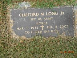 Clifford M. Long, Jr