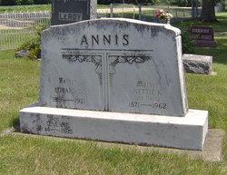 Nettie Luella <I>Keith</I> Annis