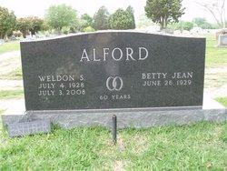 Weldon S Alford