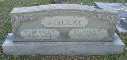 Nellie Elizabeth <I>Winslow</I> Barclay
