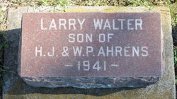 Larry Walter Ahrens