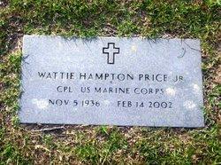 Wattie Hampton Price, Jr