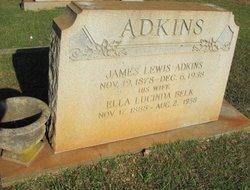 Ella <I>Belk</I> Adkins